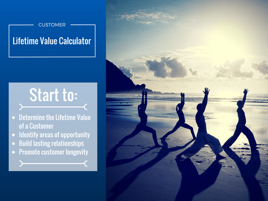 Calculate your customer lifetime value with this handy ltv calculator