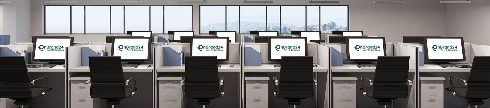 OnBrand24 Outbound Inbound Call Center Service Provider