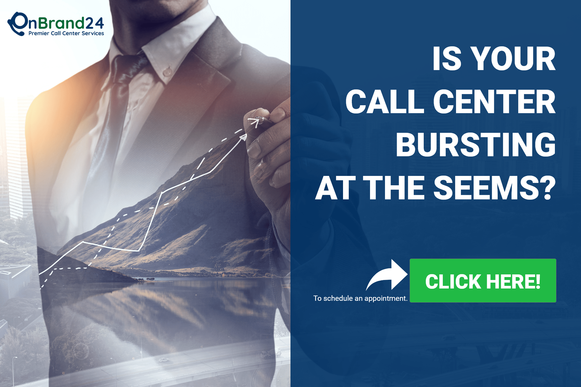 OnBrand24 Inbound Call Center Services and Outbound Call Center Services